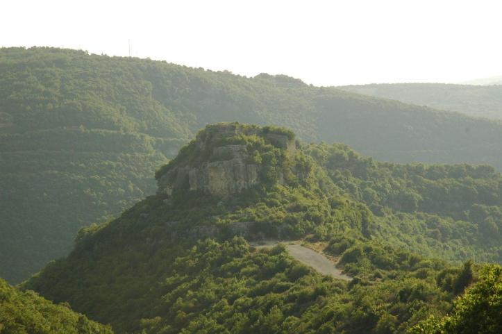 O Castelo da Caverna, Margat, Síria