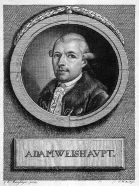 Adam Weishaput tinha todas as características de um coadjutor Jesuíta
