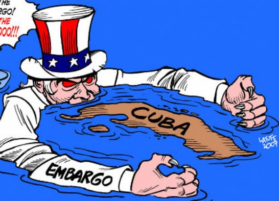 Embargo Cuba