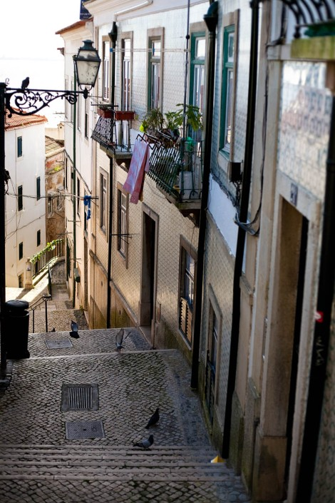Diz-se por Lisboa que o estilo arquitectónico do bairro de Alfama tem influências Árabes e Mouriscas. Será que devemos expulsar Alfama para Marrocos, ou para a Peninsula Árabe, talvez? Tantas perguntas, e tão poucas respostas...