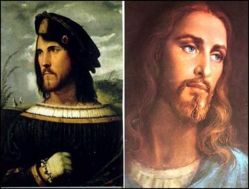 Cesare Borgia e Jesus