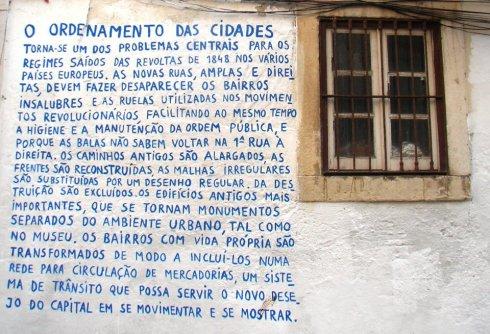 O Ordenamento das Cidades (Barbuda, Largo da Severa, Mouraria, Lisboa) II.jpg