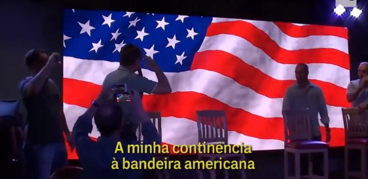 Bolsonaro EUA